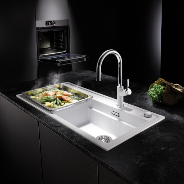 Blanco Kitchen Sinks & Taps