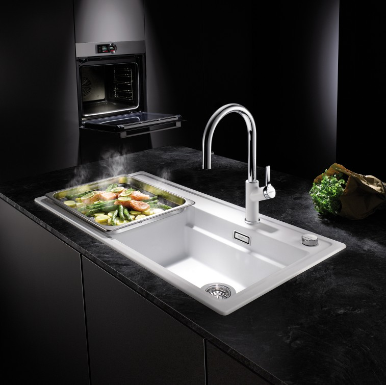 Blanco Kitchen Sinks Uk Blanco kitchen sinks taps squaremelon squaremelon workwithnaturefo