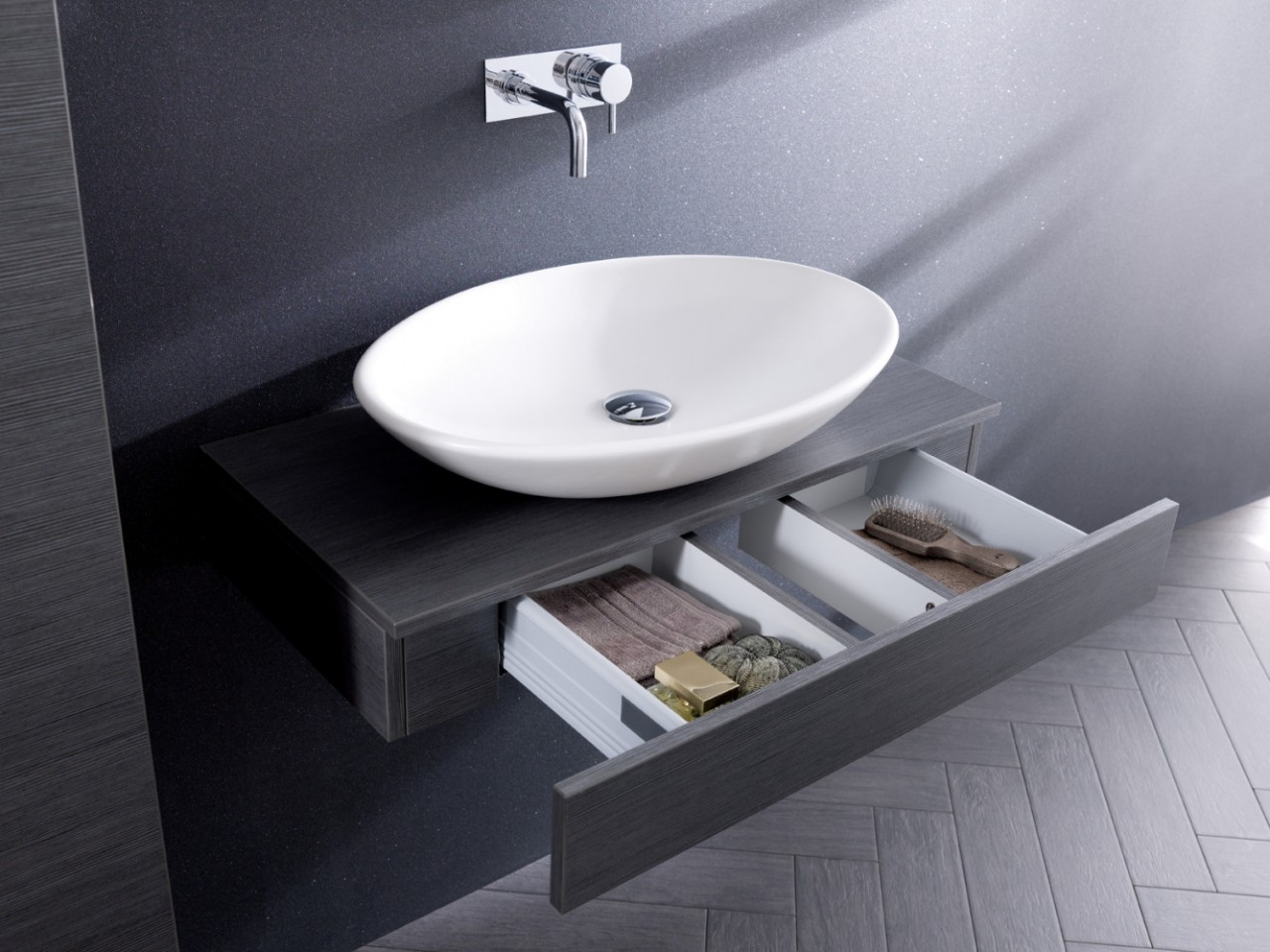 Quality bathroom furniture uk - Bauhaus Bathrooms Offer A Wide Selection Of Exceptional Quality Bathroom Furniture And Elegant Ceramics Including A Range Of Vanity And Storage Units