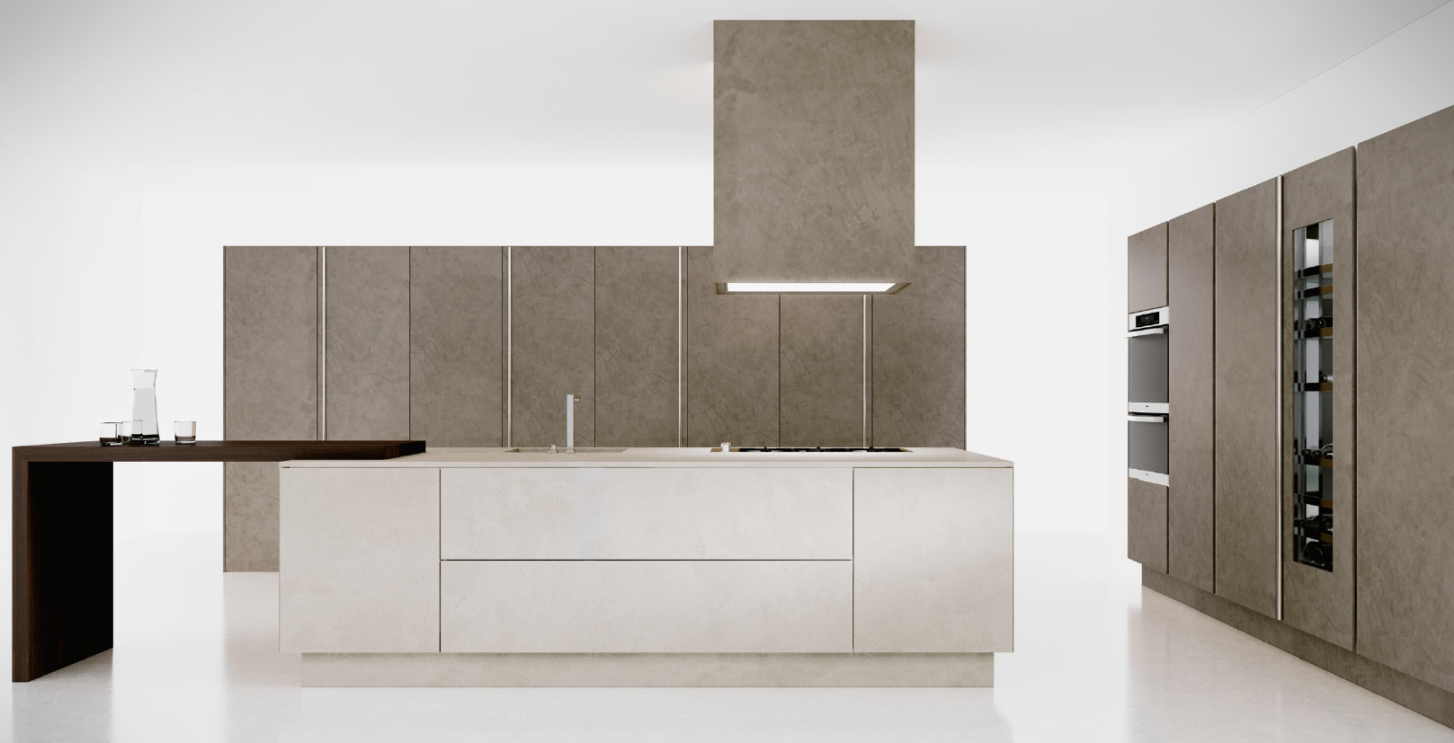 SquareMelon- Beton Contemporary Kitchen (1)