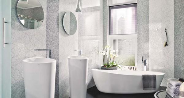 SquareMelon- Blanco Bathroom Sinks & Taps (4)
