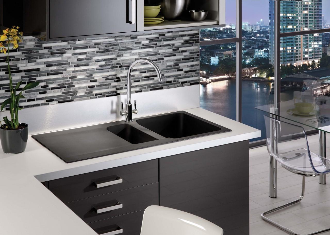 Phenomenal Franke Kitchen Sinks Taps Squaremelon Squaremelon Home Interior And Landscaping Ologienasavecom