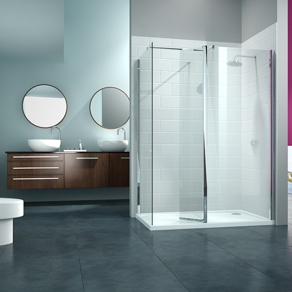 Merlyn Shower Trays, Wetrooms & Bathscreens
